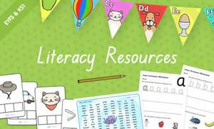 resources for young kids at twinkl.co.uk