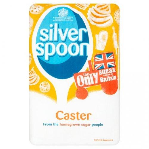 1 kg Caster Sugar £0.89 LIDL