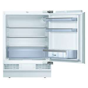 Bosch KUR15A50GB Integrated Undercounter Larder Fridge, A+ Energy Rating, £295 with £70 cashback @ John Lewis