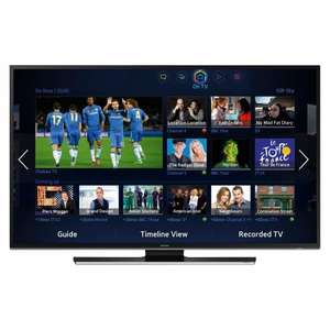 Samsung UE40HU6900 40-inch 4K Ultra HD Smart WIFI LED TV with Freeview HD and Freesat HD - £579 @ Amazon