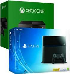 PS4 Console  ** Xbox One with Fifa 15 ** Xbox One & Sunset Overdrive £285 with code @ HMV Ireland + Xtra-vision Ireland