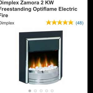 Dimplex fire - £97 Delivered @ Amazon