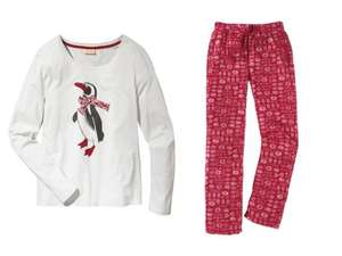 Adult penguin Pyjamas £7.99 Lidl and others monty the penguin fans