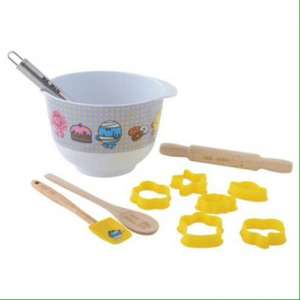 Mr Men Baking Bowl Set £3.99 @ Home Bargains