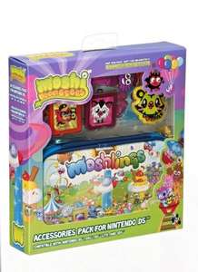 Moshi Monsters Moshlings 6-in-1 Accessory Kit 99p @ Home Bargains