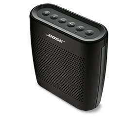 Bose SoundLink Colour Bluetooth around £100 BLACK @ amazon.de
