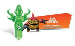 Skylanders Trap team - Leeds Smyths - buy any trap, get free  Life trap with Riot Shield Shredder £5.99