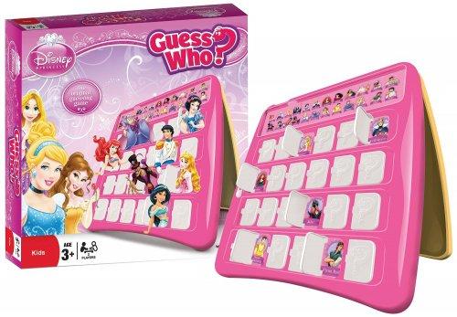 Guess Who Disney Princess game £11.11 @ Amazon