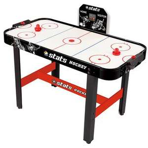 ToysRus Stats 4ft Air Hockey Table £44.99 with code was £99.99