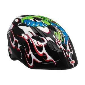 Bell kids Bike Helmets all designs and colours £30 + Amazon £6.53   (free delivery £10 spend/prime)