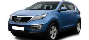 Kia Sportage 2.0 CRDi KX-4 5-dr 2-year lease £227.99 pcm 6+23 payments £6611.71 @ leasingoptions
