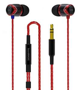 SoundMAGIC E10 Earphones £21.98 @ Amazon