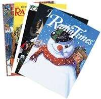 Radio Times Charity Christmas Cards Buy 4 get 1 Free £19.50