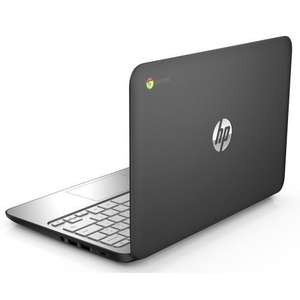 **NEW** HP Chromebook 11 Laptop Black only £137.98 @ Laptops Direct