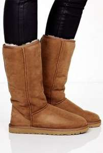 15% off all Ugg Australia (Inc Tall Chesnut) at My Wardrobe saving upto £29 off Uggs (Free Delivery plus potential 6% Quidco)
