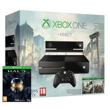 Xbox One Console with Kinect Inc Assassin's Creed Unity + Assassin's Creed 4 + Halo Master Chief Collection XBOX ONE Shopto £399.85