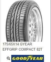 "Goodyear Tyre for £38.94 ""FULLY FITTED"" @ Mr.Tyre Auto Centres"
