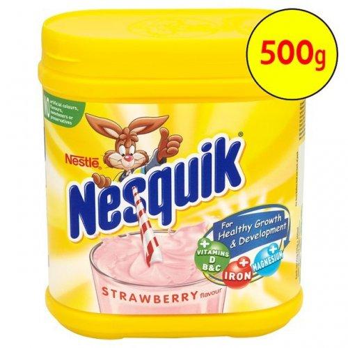 Nestle Nesquik 500g Milkshake £1.59 Lidl