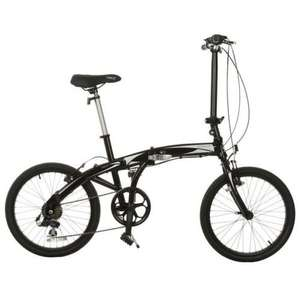 Dunlop Unisex Twist 1.0 Folding Bike 20 inch Bicycle £169.99 at Sports Direct Ebay