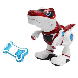 Teksta T-Tex for £40 from Hamleys (Free delivery with a £50 spend, otherwise £5.50)