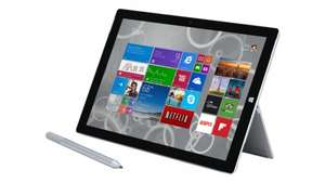 Microsoft Surface Pro 3 (students + academic staff), Microsoft Store - £575.10 + £100 Quidco