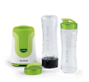 Breville Blend-Active Personal Blender - 300 Watt - White/Green £18 @ Amazon
