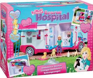 Animagic Rescue Hospital Ambulance Station £14.53 WAS £29.99 Amazon
