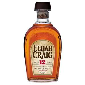 Elijah Craig Small Batch Bourbon 12 Year Old - Marks & Spencer (Whetstone -London) - £26 Instore. £36 elsewhere