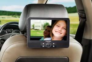 Voyager 9 inch In Car Portable DVD Player with Easy Fit Mount £69.99 @ Amazon