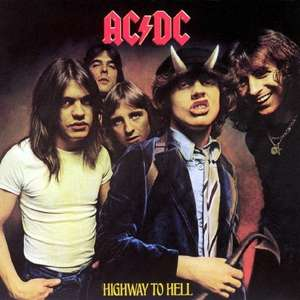 AC/DC: Highway To Hell, Back In Black & Iron Man 2 £1.99 albums each @ Google Play