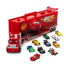 Disney Pixar Cars Talking Mack & Diecast set £40 down to £30 save 25% disney store online (+£4.95 P&P)