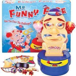 Mr funny face board game £4.99 @ B&M
