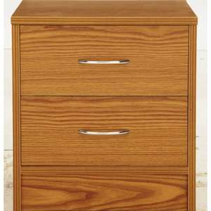 Two drawer bedside cabinet £13.04 delivered with code @ Bargain crazy