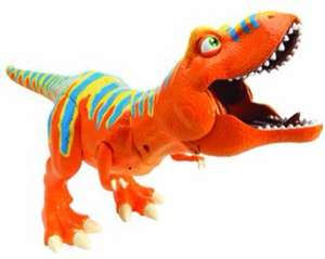 Dinosaur Train Roar 'n' React Boris Tyrannosaurus Ultimate T-Rex @ Amazon now £18.16