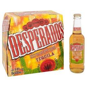 Desperados 8 pack £8.00 @ Asda