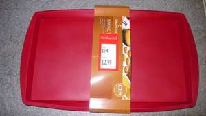 Silicone Baking Sheet from Aldi was £3.99 now £2.99 Similar to Lakeland one for £8.49 Make Roulade or Swiss Rolls