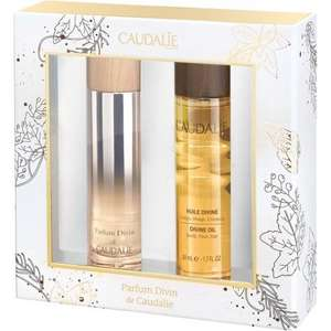 Caudalie Fragrance gift sets 25% off, bought both for £48.75 @ Salonskincare
