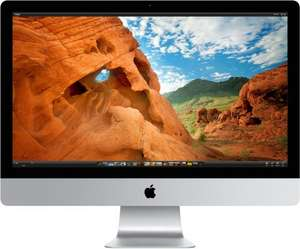 "Apple iMac 27"" with 5k retina display at costco £1907 incl VAT"