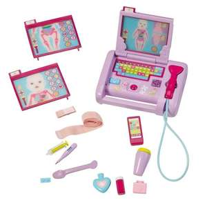 Baby Born Interactive Medical Laptop £18.16 RRP £29.99 @ Amazon