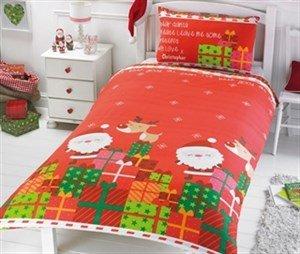 Personalised xmas bedding £7.99 plus £4.99 P&P at Studio