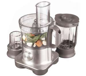 KENWOOD FPM260 Multipro Food Processor - Silver £59.99 (was £99.99) Free Delivery @ Currys
