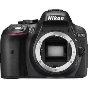 Nikon D5300 DSLR Camera (Body Only, Gray) - £319 @ portusdigital.com