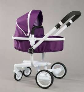 Silver Cross Surf Dolls Pram on Amazon £42.89 and FREE delivery