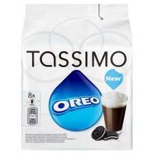 Tassimo Oreo pods 8 Servings £3.37 @ tesco