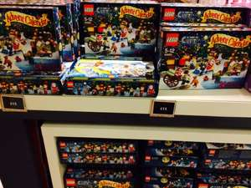 Lego City Advent Calandar £14.97 @ John Lewis