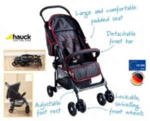 Hauck sports buggy £19.99 @ aldi