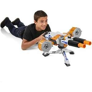 Nerf Rhino Blaster down to £49.99 @ Argos HALF PRICE