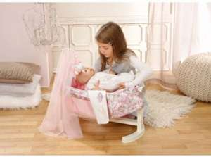 Baby Annabell cradle £34.99 @ Toysrus (£29.99 using BIRTHDAY9)