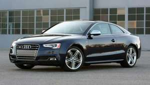 Audi S5 Quattro Black 2 year lease, Central UK Vehicle Leasing, £395.99 per month (incl. VAT), total £12851.62