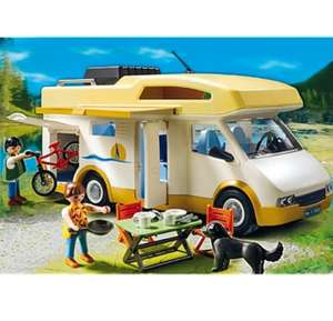 Playmobil Camper Van back in stock @ Asda Direct - £10